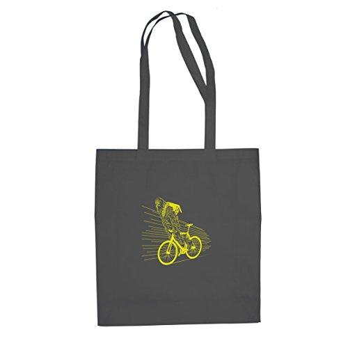 Planet Nerd SW: Biker Chewie - Stofftasche/Beutel, Farbe: ()