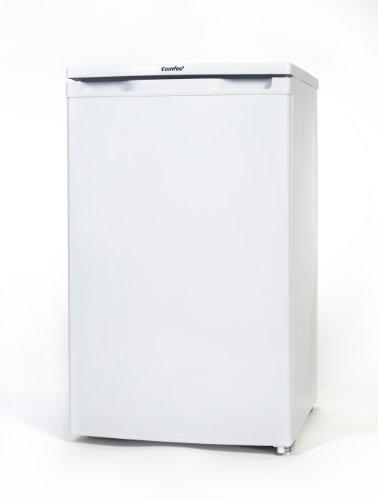 Comfee KS 8551 Kühlschrank / A++ / 112 L Kühlteil / Obst- und Gemüseschublade / Türfach für 2 Liter Flaschen / weiß