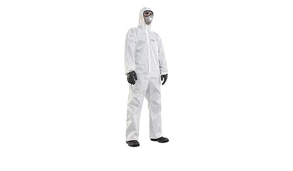 Honeywell 4500101-l type de 5 /Blanc 6/Combinaison pour Femme/