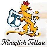 Königlich Tettau Hundertwasser GESANG DER WALE Tasse 2tlg. 3520