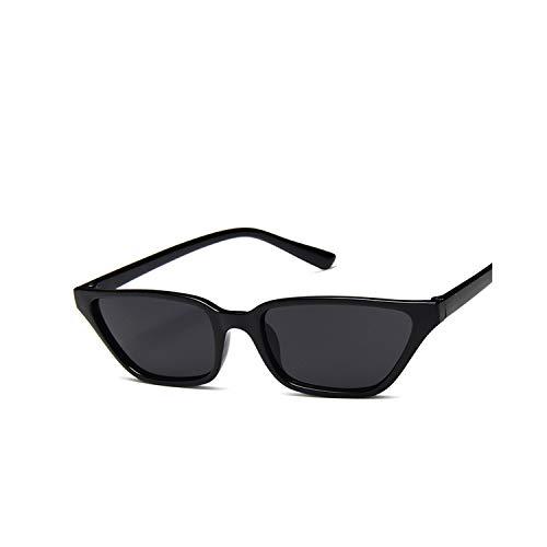 Sportbrillen, Angeln Golfbrille,Popular Trend Retro Sunglasses Women Cat Eyes Cool Sunglasses Mens Fashion Vintage Sunglasses Beach Sunglasses UV400 C1