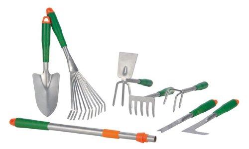 Gartenwerkzeuge Gartenschere, Pflanzkelle,