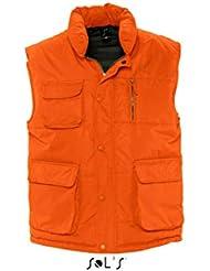 Sol 's–Viper Body Warmer Naranja naranja Talla:xx-large