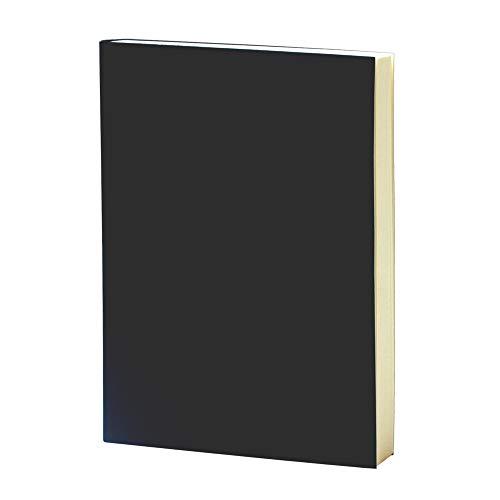 Notizbuch Einlage A5, Nachfülleinlage für Tagebuch, über 200 leere blanko Seiten