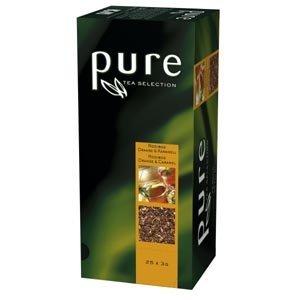 Tchibo 410137Rooibos Bos Caramel de thé Orange 25x 3g