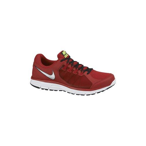 Nike Men's Forever Lunar 3 Chaussures de course à pied Rouge / Plateado / Blanc