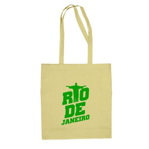 Rio de Janeiro - Stofftasche / Beutel Natur