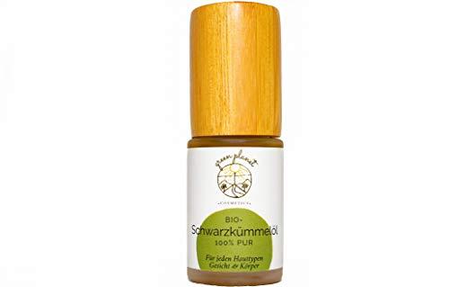 green planet cosmetics Schwarzkümmelöl-Natürliches Serum-Intensivpflege-100% Rein-30ml