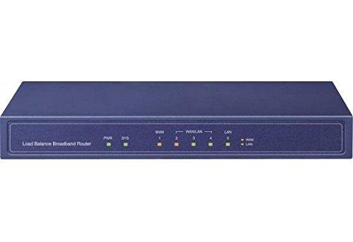 TP-LINK Routeur Load Balance Multi-Wan 5 ports modulaires