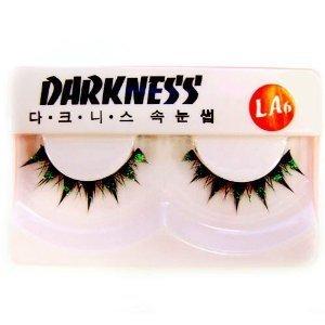 Darkness False Eyelashes LA6 by False Eyelashes