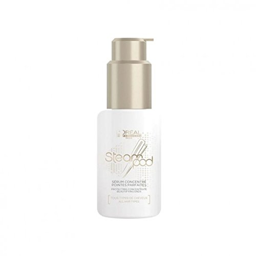 L'Oréal Professionnel - Sérum Protecteur Vapoactivé pour Cheveux très Abimés - Steampod - 50ml