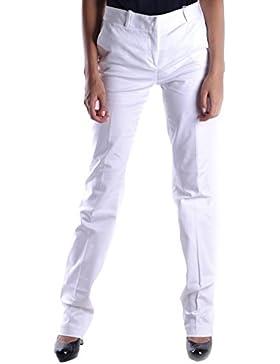 Dolce E Gabbana Mujer MCBI099230O Blanco Algodon Pantalón