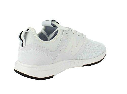 New Balance 247 Herren Sneaker Grau Weiß