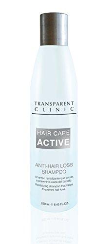 Transparent Clinic Shampooing Anti-chute de cheveux 250 ml