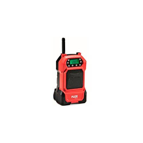 Flex SPR 18.0 18V Li-Ion Accu bouwradio body - bluetooth