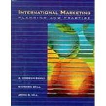 International Marketing: Planning and Practice