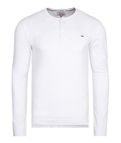 Tommy Hilfiger Herren Langarmshirts T-Shirts (L,