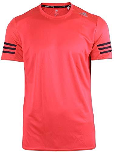 adidas Response Climalite Running/Fitness/Fußballshirt Gr. L/54, Rot #AI802