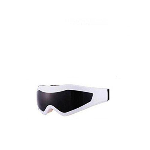 LHF Eye Massager Elektrische USB Heizkissen Einstellbare Temperaturregelung Reduziert Trockene Augen, Druck, Augenermüdung, Geschwollene Augen (Auto-off-heizkissen)