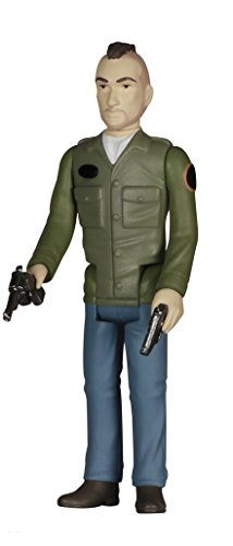 ReAction Taxi Driver Travis Bickle 3 3/4 Inch Action Figure