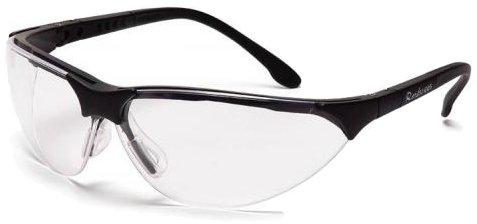Pyramex Safety Rendezvous SB2810ST bewährte Schutzbrille mit neigungsverstellbaren Bügeln für perfekte Passform/STANAG 2920 / farblos beschlagfrei
