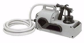 High Volume, Low Pressure Spray Gun Kit Adjustable spray patterns: