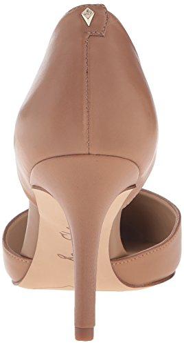 Sam Golden Caramel Damen Leather Pumps Telsa Edelman qrIwZr