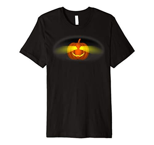 Jack O Laterne geschnitzt Kürbis Halloween T-Shirt