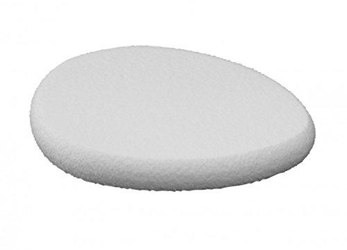 Alcina Make-up Schwämmchen oval Schwämmchen für einen gleichmäßigen Auftrag & höchste Deckkraft