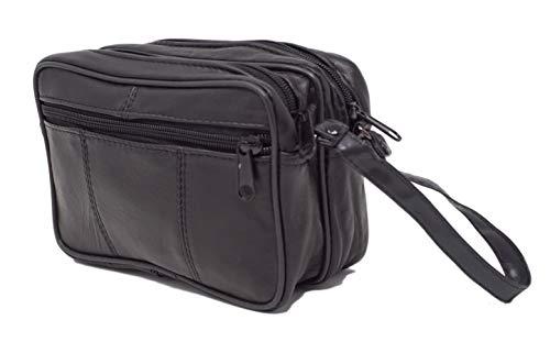 Neceser de Viaje Bolso de Mano Hombre portadocumentos Dos Compartimentos  (Color 1) b4a0ca083768