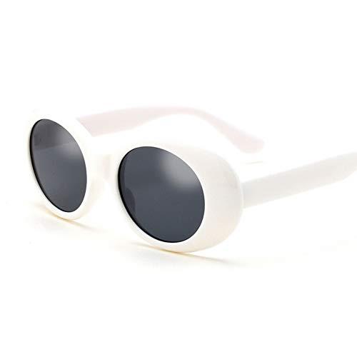 XCTYQ Sonnenbrillen Ovale Sonnenbrille Damenmode Herren Sonnenbrille Beschichten