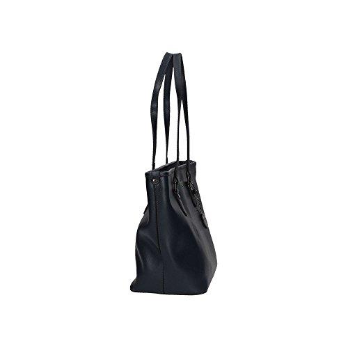 YNOT? 796-M Shopping Bag Donna Blu