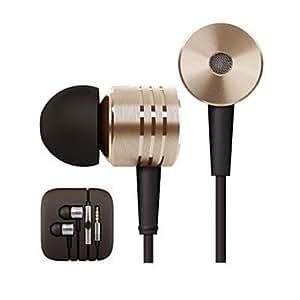 TY volume de 3,5 mm bbc1.0 contrôlable écouteurs stéréo intra-auriculaires avec micro pour iPod / iPad / iPhone
