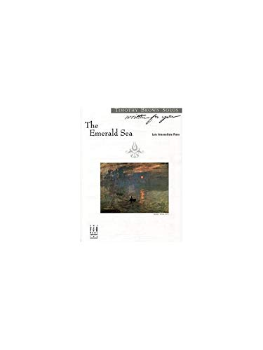 Timothy Brown-Emerald Sea (NFMC), The-BOOK