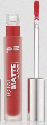 P2 Total Matte Lip Cream Nr. 050 Shanghai Streets Inhalt: 5ml Lippencreme für den ultimativen Matt-Look.