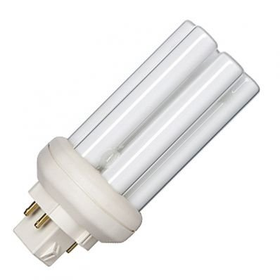 Philips Kompakt-Leuchtstofflampe Master PL-T TOP 42W/840 4P GX24q4 Amalgam EEK: A -