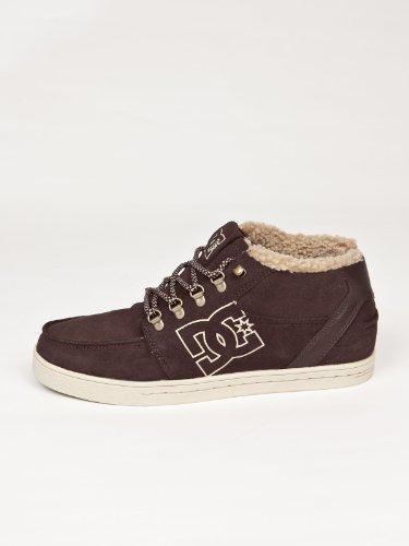 DC Shoes Relax MID WR H2 Zero D0303300, Scarpe sportive uomo Marrone (Braun (Brown/Grey BRG)