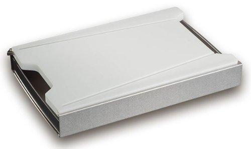 Schneidbox mit Schneidebrett in Kunststoff
