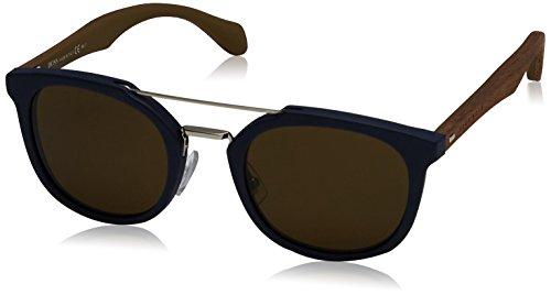 Tommy hilfiger th 1198/s 8f w9q, occhiali da sole unisex-adulto, marrone (havana brown/blue), 51