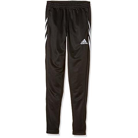 adidas Sere14 TRG PNT - Pantalones para hombre, color negro/blanco, talla XS