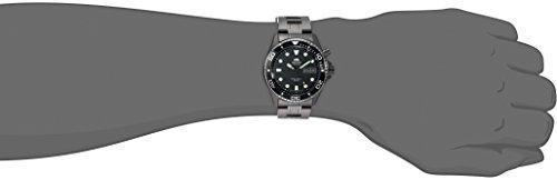 Orient FEM65007B EM65007B Men's Wrist Watch, Stainless Steel Strap Black