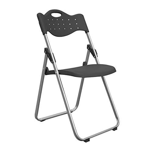 TYz Klappstuhl Klappstuhl Hause esszimmerstuhl liegestuhl tragbare Kunststoff Stuhl konferenz Ausbildung büro Computer Stuhl (Color : A) - Konferenz-büro-stuhl