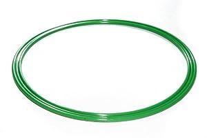 agility sport pour chiens - cerceau Ø 50 cm, vert - 1x R50g