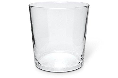 Cofan Hampton Vaso Pinta, Acero, Gris, 11 x 18 cm