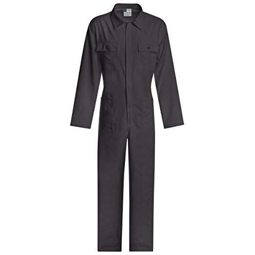 Overall - Classico - Work And Style - Grau, XL