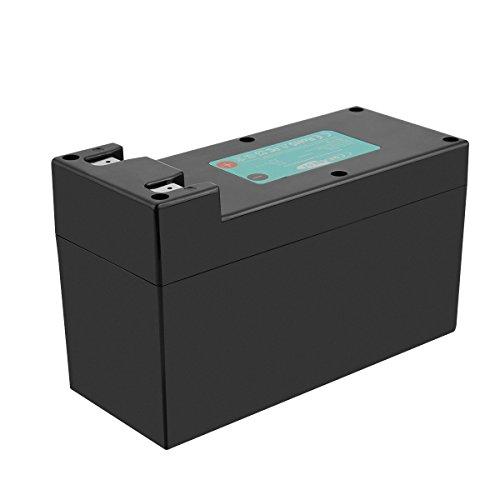Creabest Li-Ion Akku 25.2V 6900mAh für Rasenroboter Ambrogio L200 Deluxe 1B, L200 Deluxe 2B wie Zucchetti CS-C0106-1