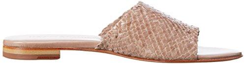 Melvin & Hamilton Hanna 5, Pantofole Donna Beige (Woven Pale Lila LS)