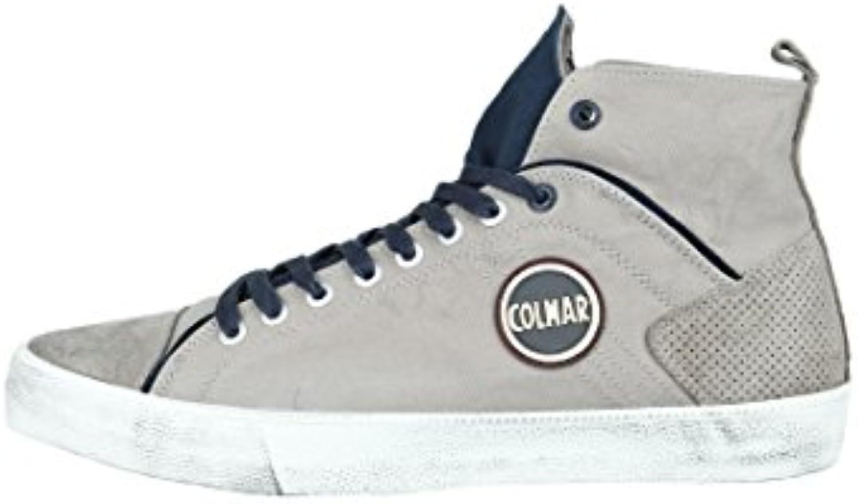 Colmar Zapatos con Cordones de Lona Hombre -