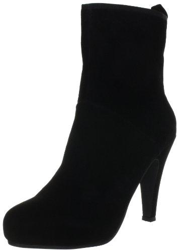 high Nero donna boot Schnoor suede black Schwarz Stivaletti S129C heel Sofie 5SBqx08x