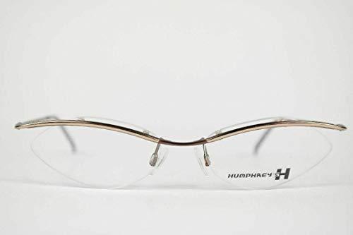Eschenbach Humphreys 2501 60 51[]17 135 Kupfer randlos Brille eyeglasses Neu